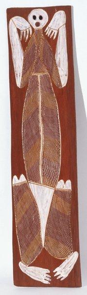 An image of Yawkyawk by Jimmy Njiminjuma