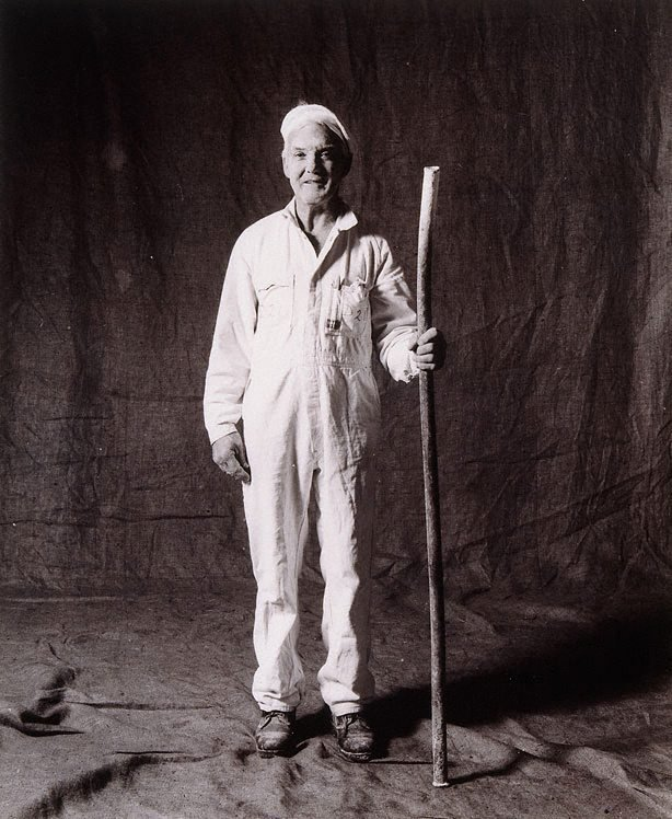 An image of Jim Burke, sugar runner-upper, CSR 38 years, Australian