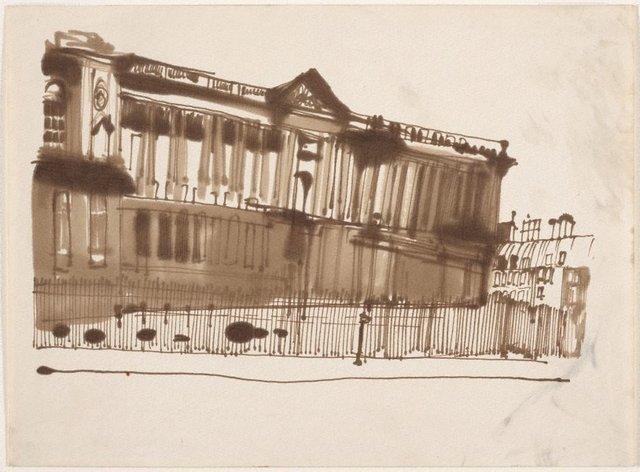 An image of (Building, Paris)