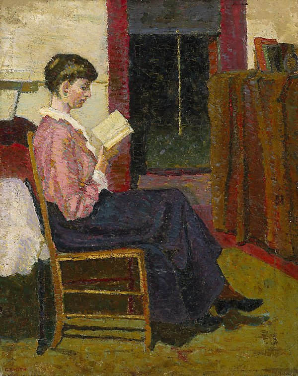 An image of The reader
