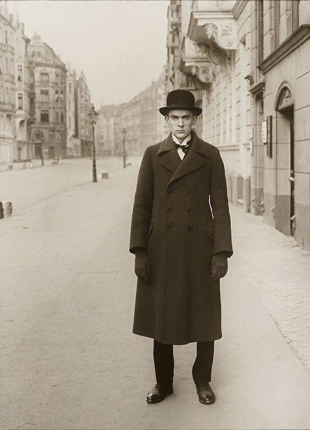 An image of Maler (Anton Raederscheidt)