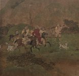Alternate image of Tartars hunting by