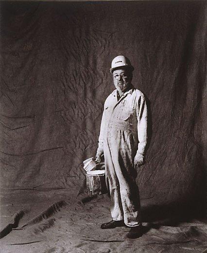 An image of John Amy, painter, CSR 8 years, British