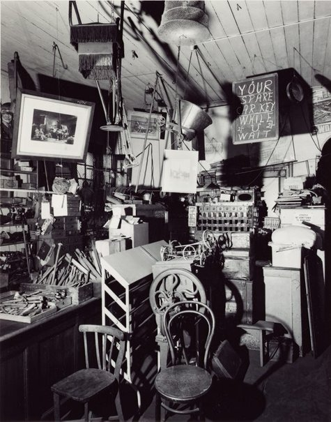 An image of Junk Shop, Redfern by David Moore