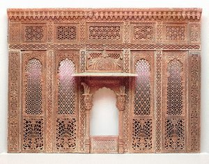 Jali screens, (18th century)