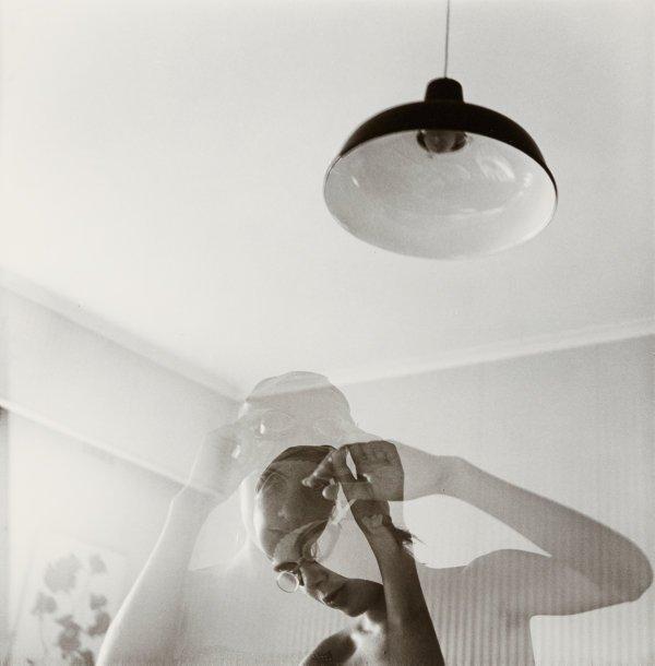 AGNSW collection Ann Balla Interior departures (17): Tracy 1980