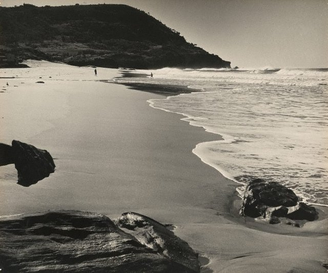 An image of Winter at Stanwell Park