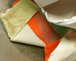 Alternate image of Paper sculpture no.91 - First Colour by Sir Anthony Caro