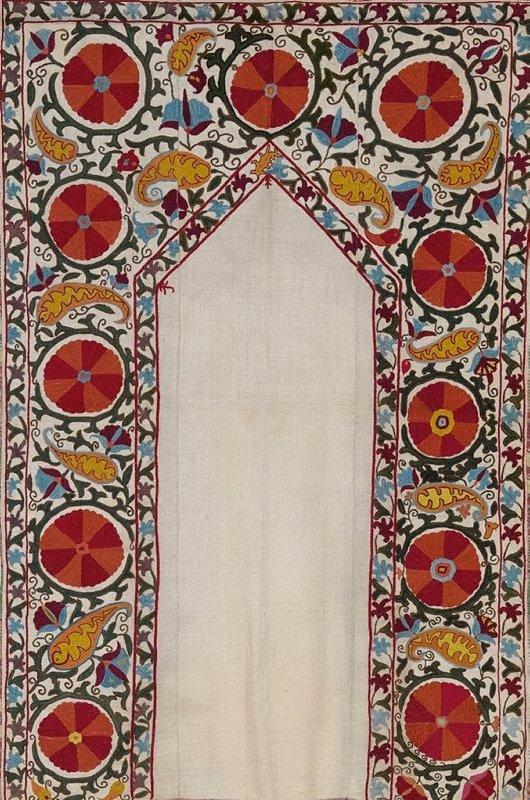 An image of Wall hanging ('suzani')