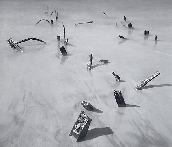 An image of Sunken wreck