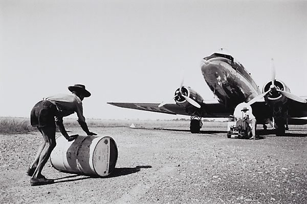 An image of Fuelling DC3, North Queensland