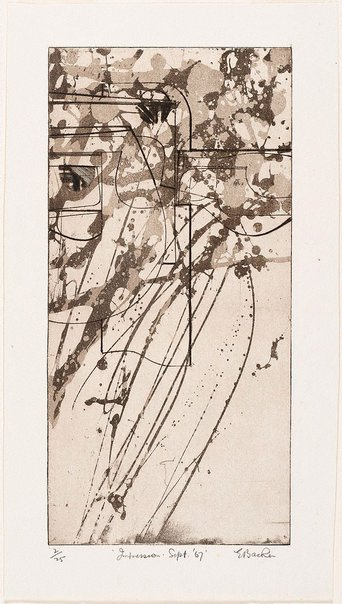 An image of Impression - Sept 1967 by Earle Backen