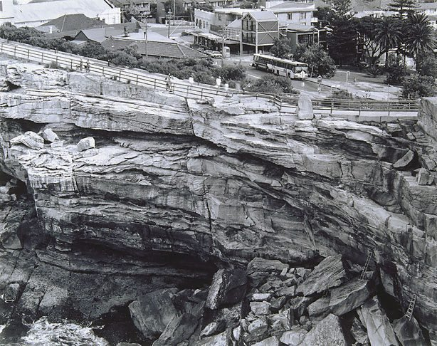 An image of Cliff at Watsons Bay, New South Wales