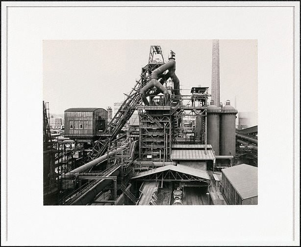 An image of Blast furnaces