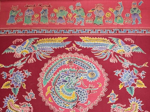 An image of Altar cloth (tok wi) by