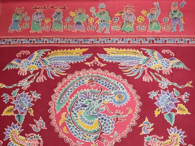 An image of Altar cloth (tok wi)