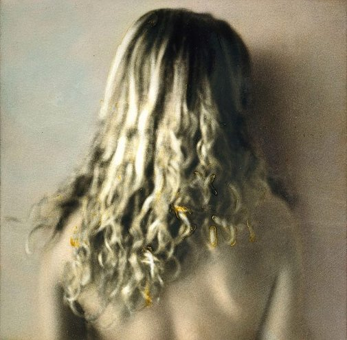 An image of Untitled (blonde girl) by Kate Breakey