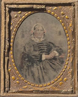 An image of Jannet Walker nee Jannet McBain, mother of Elizabeth Crego by Unknown