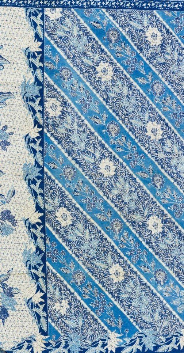 An image of Skirt cloth (kain sarong)