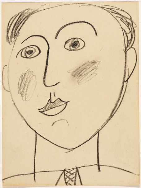 An image of Head of a young man by Tony Tuckson