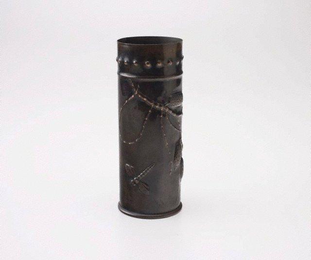 An image of Vase with she-oak design