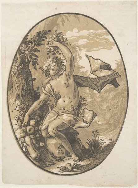 An image of Proserpine by Hendrick Goltzius