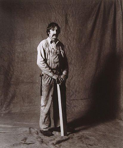 An image of Mick Garovic, carpenter, CSR 3 years, Italian