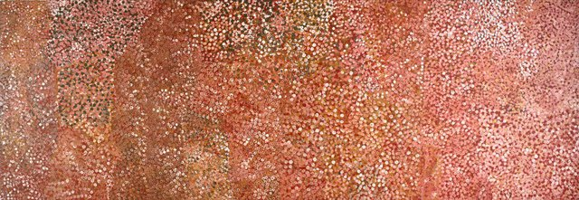 Untitled (Alhalker), (1992) by Emily Kame Kngwarreye
