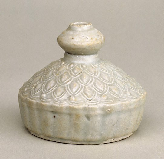 An image of Vase with onion head and wide sloping shoulders