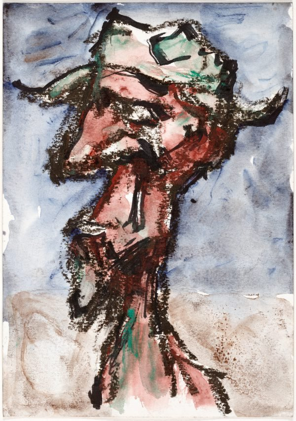 An image of recto: Explorer verso: Female nude on beach