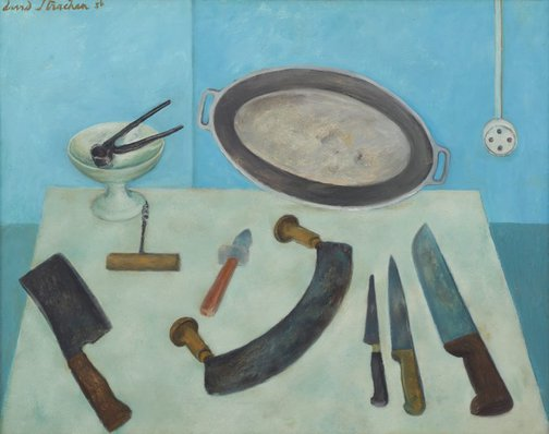 An image of Batterie de cuisine by David Strachan