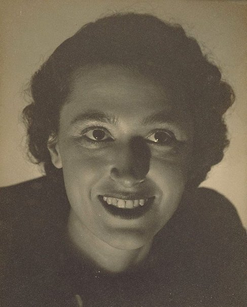 An image of Untitled (Vesta Davies full face) by Max Dupain