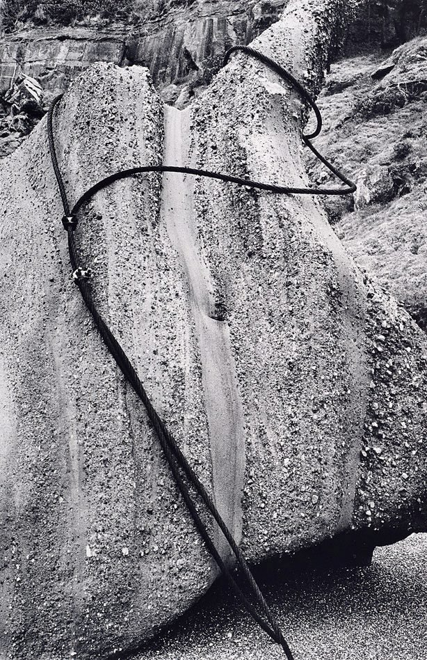 An image of Tethered Rock, Central Coast, NSW