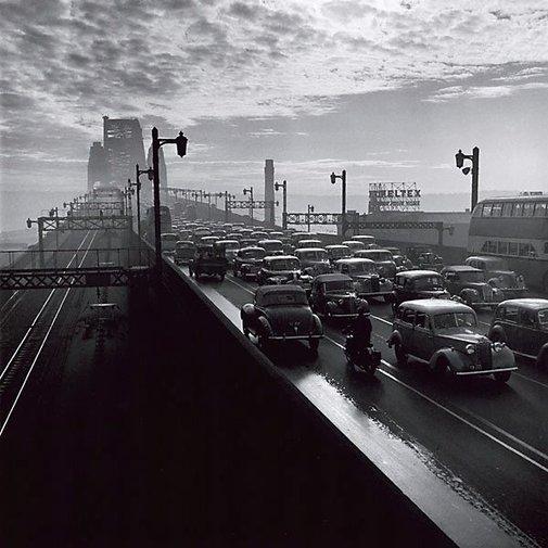 An image of Sydney Harbour Bridge by David Moore