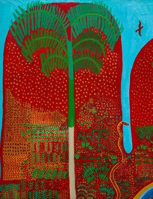 Alternate image of The Garden of Eden by Trevor Nickolls