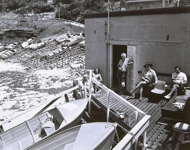 An image of Fishing club, Gordons Bay, Coogee, New South Wales
