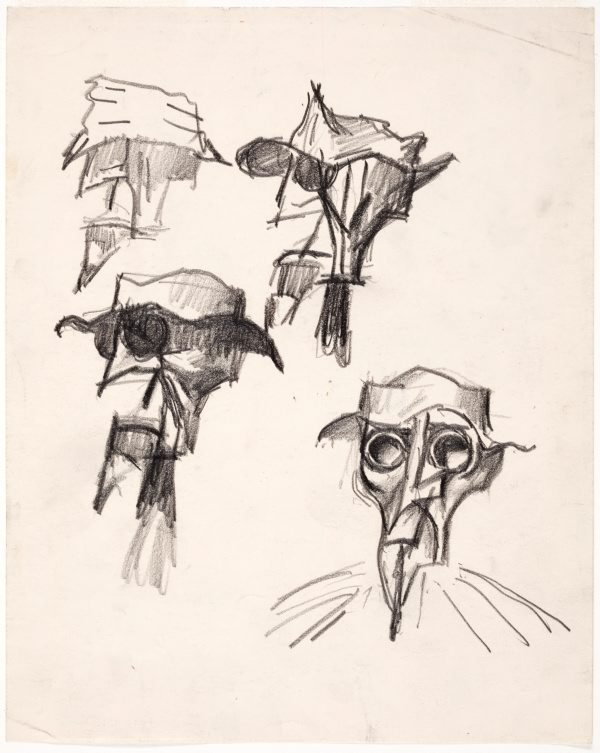 An image of Studies 'Explorer' heads