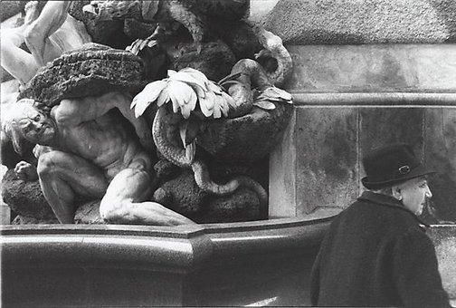 An image of Hofburg, Vienna by John F Williams