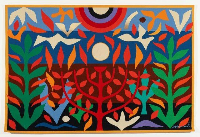 An image of The four spiritual seasons: Tree of life