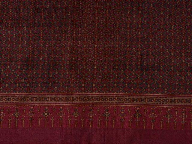An image of Skirt cloth (sampot chawng kbun)