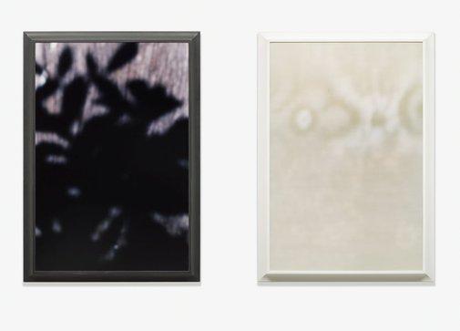 An image of An uncertain exchange I & II by Simone Douglas