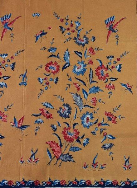 An image of Skirt cloth (kain panjang) by