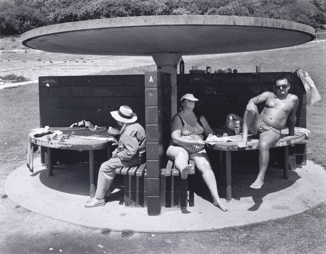 An image of People beside pool at Clovelly Bay, New South Wales