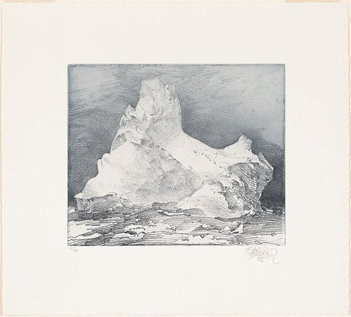 An image of Berg I by Jörg Schmeisser