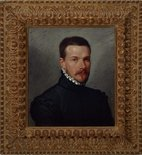 Alternate image of Portrait of a young man by Giovanni Battista Moroni
