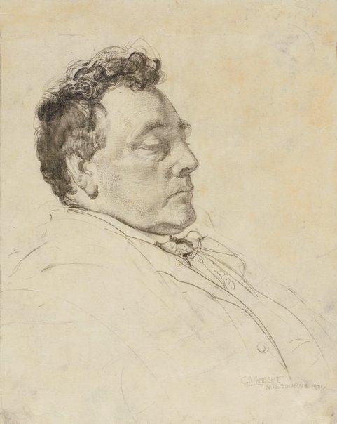 An image of H. Desbrowe Annear by George W Lambert