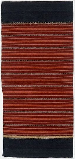 AGNSW collection Tapis Jabung early 20th century