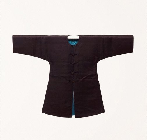 An image of Boy's surcoat and under-robe (nei tao) by