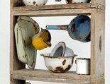 Alternate image of Enamel ware by Rosalie Gascoigne