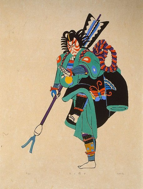 An image of Arrowhead B by TAKAHASHI Hiromitsu